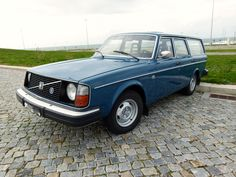 Volvo 245 DL 1975