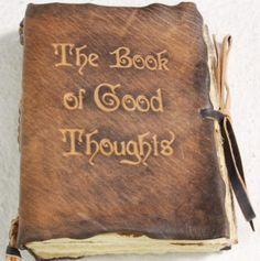 GILD Bookbinders - Leather journals.