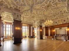 State Dining Room | Harlaxton Manor Archives