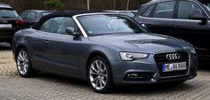 Audi A5 Convertible