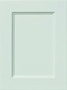 """Getafe Flat Panel Door  Available Material: MDF Color Shown: Ivory Paint Available in All Outside Profiles - Shown with 18"""" Roundover Outside Profile Ivory Paint, Face Framing, Custom Cabinetry, Panel Doors, Cabinet Doors, Color Show, Minimalism, Profile, Traditional"""