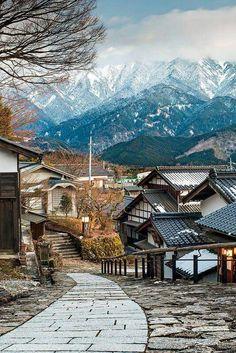 Japón Nakasendo