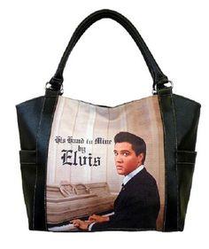 Elvis Presley Shopping Purse