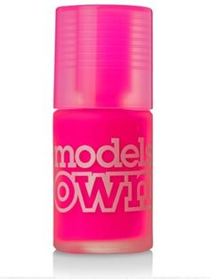 Models Own Ice Neon Nail Polish in Bubblegum