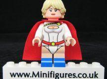 Lego Power Girl
