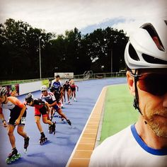 NTC training with Frank Fiers  in Heerde prep for worlds in China.  http://ift.tt/2fIVWC3 ... #sk8skoolonline #letsgofaster #inline #inlinespeedskating #speedskatinginline #skate #sk8 #speedskating #PersonalCoaching #Coaching #onlinecoaching #Sk8Camp