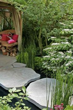 The Children's Society Garden from the 2010 Chelsea Flower Show designed by Mark Gregory