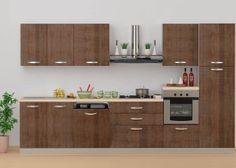 Molly επιπλο κουζινας προσφορα N Αξιας 2,110€ Μηκος 3,60 Υψος 2,11
