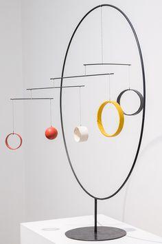 Rotation, rotation, rotation! Alexander Calder and his high-wire circus act