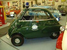 Dünyanın en küçük otomobilleri