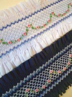 English smocking                                                       … … Smocking Baby, Smocking Plates, Smocking Patterns, Baby Dress Patterns, Embroidery Patterns, Sewing Patterns, Skirt Patterns, Coat Patterns, Blouse Patterns