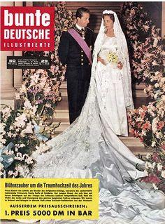 1959: Albert und Paola von Belgien