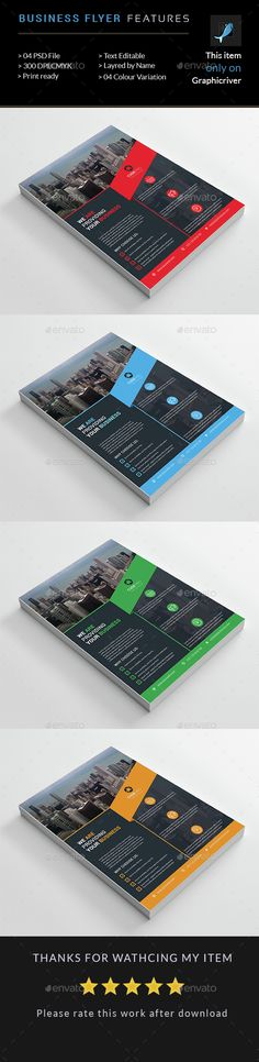 Corporate Business Flyer Template PSD. Download here: http://graphicriver.net/item/corporate-business-flyer/15299435?ref=ksioks