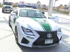 lexus police