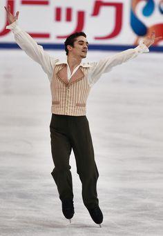 Javier Fernandez Photos: Rostelecom Cup ISU Grand Prix of Figure Skating 2014 - Day Two