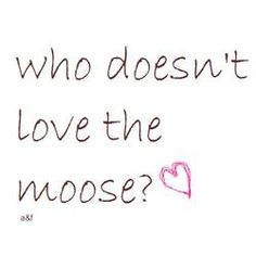 Love the Moose