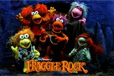 fraggle rock was seriously my favorite show as a child. it goes beyond classic.