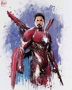 iron man new suit in the infinity war  #ironman #cosplayclass #inifinitywar #marvelcomics