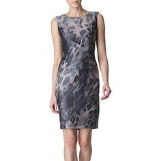 MAXMARA Tevere dress (Med grey