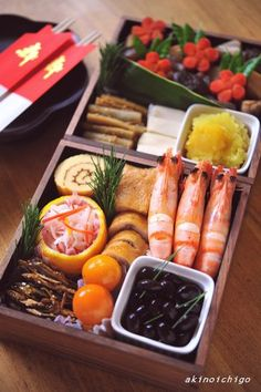 I love the presentation of this bento