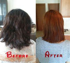 Amazing result with #swartzcopf #igora #haircolor !