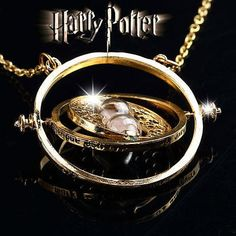 Harry Potter - Hermione's Time-Turner Pendant – Cool Products by JARO