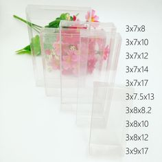 Cheap Gift Bags & Wrapping Supplies, Buy Directly from China Suppliers:50pcs 3xWxH Pvc Box Clear Transparent Plastic Boxes Storage Jewelry Gift Box Wedding/Christmas/Candy/Party For Gift Packing Box Enjoy ✓Free Shipping Worldwide! ✓Limited Time Sale ✓Easy Return.