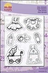 Clear stamps Kars 180013-1511 Baby