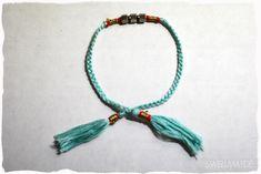 #DIY Braided Bracelet