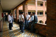 Estudiantes sede norte.