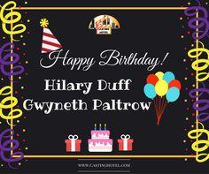Happy Birthday!!!  #CelebrityCelebrant #CastingHotel