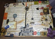 aLtErEd ArT YouR fLyInG dAyS aRe ThrOuGh by SauvageRavenCreation, $45.00