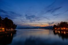 Dawn at the Lake - Follow my photographic journey on my blog: http://www.tommayphotography.com/