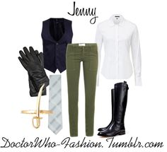 """""""Jennny"""" by doctor-who-fashion ❤ liked on Polyvore"""