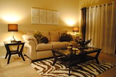College Apartment Living Room - Living Room Designs - Decorating Ideas - HGTV Rate My Space