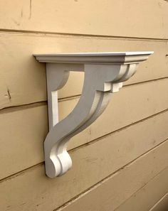 Finding Woodworking Patterns for All Your DIY Projects – The Woodworking Shop Wooden Shelf Brackets, Wooden Corbels, Solid Wood Shelves, Wooden Shelves, Wood Shelf, Woodworking Shop, Woodworking Projects, Shelf Supports, Furniture Legs