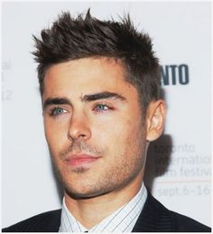 Short Punk Hairstyles Men's Short Punk Hairstyles  Modern Punk Haircut For Men With Very
