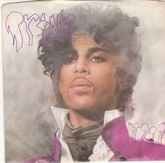 """Prince - 1999 / How Come U Don't Call Me Anymore / 7"""" Vinyl 45 RPM Jukebox Record & Picture Sleeve #Prince"""