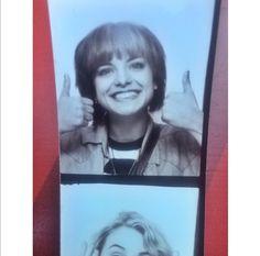 Nia + half of Miranda's face