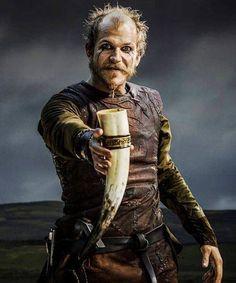 "Vikings Gustaf Skarsgard as ""Floki"" Vikings Tv Show, Ragnar Vikings, Vikings Tv Series, Ragnar Lothbrok, Viking Life, Viking Warrior, Viking Art, Viking Woman, Lagertha"