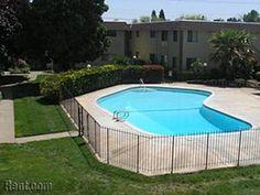 Ridgecrest Apartments  Pool