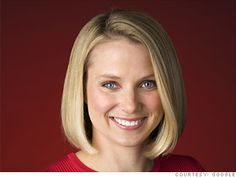 New Yahoo CEO Mayer is pregnant
