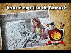 14 - Jesus é expulso de Nazaré