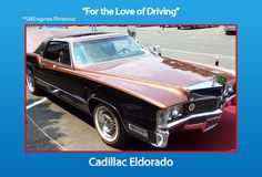 The Cadillac Eldorado has been around for quite a long time. Though production ended on the vehicle in 2002, the model was produced for nearly 50 years, starting in 1953. In fact, the Eldorado currently holds the title for being the longest running American personal luxury automobile. For three years, from 1999 until production halted in 2002, it was the only personal luxury car being produced.