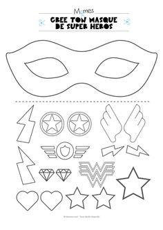 Idée cadeau fête des mères original - Devenir un super héros ou une super héroïne n'aura jamais était aussi c