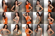 Official Portrait shoot of Miss India Delhi 2016 finalists