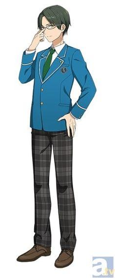 生徒会長の右腕、『あんスタ』、蓮巳 敬人を紹介!【第21回】 - アニメイトTV