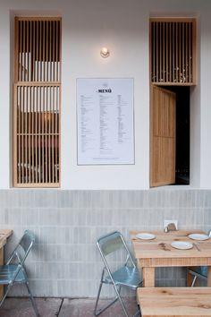 Cantina Mexicana Restaurant #modern #luxury #restaurant #design