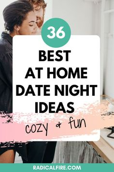 Are you searching for stay at home date night ideas for couples? Here are 36 fantastic things you can do as a couple without leaving the house! #dateideas #athomedateideas #dateideas Save Money On Groceries, Ways To Save Money, Money Saving Challenge, Money Saving Tips, Writing A Love Letter, Cheap Date Ideas, At Home Dates, At Home Date Nights, Dividend Investing