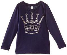 ESPRIT Mädchen Langarmshirt mit Print